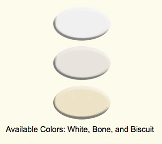 48 X 36 Inch walk in shower - 3 colors from which to choose