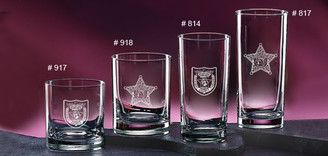 Deluxe Glassware Set of 4 3