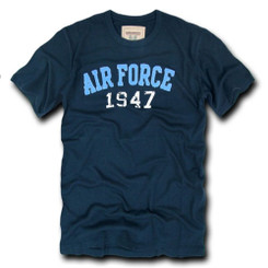 Applique Air Force T-Shirts