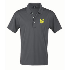 Men's Solid Jersey Short Sleeve Polo 1