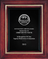 Cherry Award Plaque (Large) 4