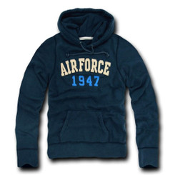 Air Force Fleece Pullover Hoodies 1