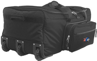 Wheeled Duffle Monster Bag 13