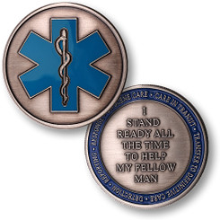 Fire & Rescue Medics Coin