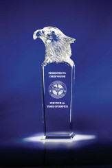 Sky Master Optic Crystal Award 2