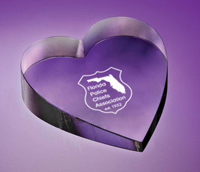 Heart Paperweight 7