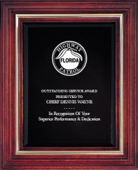 Cherry Award Plaque (Small) 10