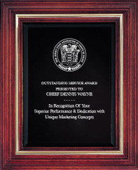 Cherry Award Plaque (Small) 3