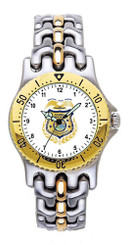 Stainless Steel Two Tone Watch - WTA 16