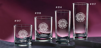 Deluxe Glassware Set of 4 2