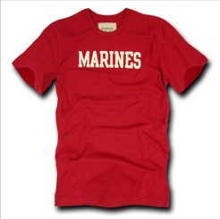 Felt Applique Marine T-Shirt