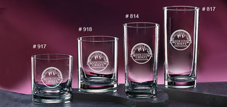 Deluxe Glassware Set of 4