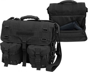 Concealed Carry Tactical Attache 1