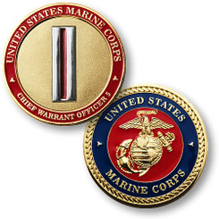 U.S. Marines Chief Warrant Officer 5