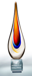 Torchier Art Glass Award 1