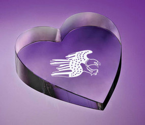 Heart Paperweight 5