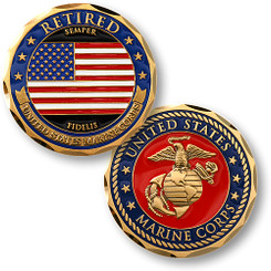 Marine Corps Retired 1