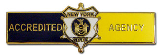 NYS Accreditation Agency Award Bar Pin