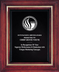 Cherry Award Plaque (Large) 7