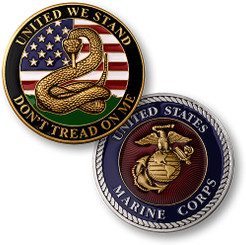 Don't Tread on Me - Marines