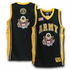 Army Basketball Jersey