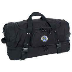 Wheeled Duffle w/ Drop Bottom 1