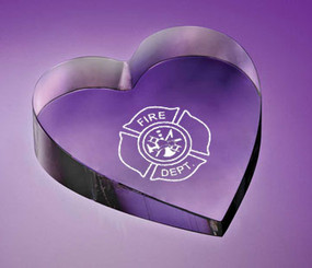 Heart Paperweight 1