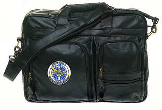 Multi-Pocket Attache - Simulated Leather 2