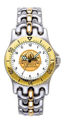 Stainless Steel Two Tone Watch - WTA 7
