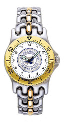 Stainless Steel Two Tone Watch - WTA 4