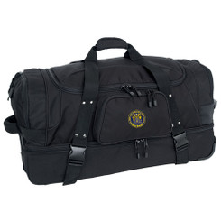 Wheeled Duffle w/ Drop Bottom 3