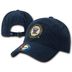 """The Lieutenant"" Navy Cap"