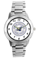 Stainless Steel Watch - Silver - WPP 4