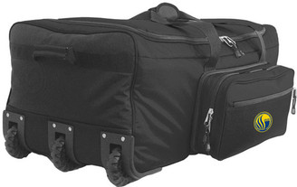 Wheeled Duffle Monster Bag 7