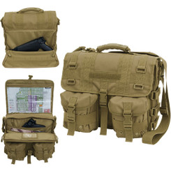 Concealed Carry Tactical Attache