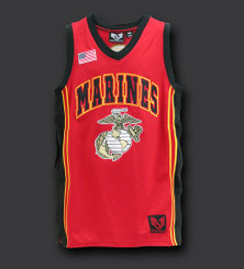 Marines Basketball Jersey