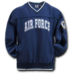 Microfiber Air Force Pullover
