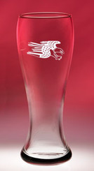 Lewisburg Lager Glass 5