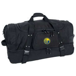 Wheeled Duffle w/ Drop Bottom 4