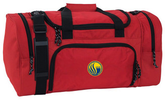 Carry-on Sport Duffel Locker Bag 7