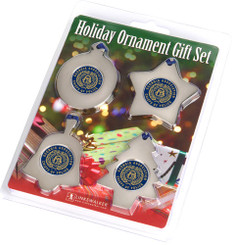 Holiday Ornament Gift Pack 4