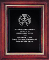 Cherry Award Plaque (Small)