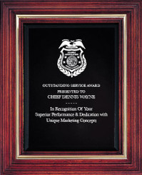 Cherry Award Plaque (Small) 12