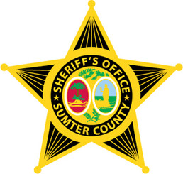Sumter Sheriff Star Plaque