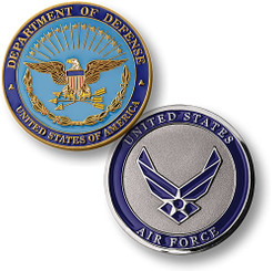Department of Defense - Air Force Coin