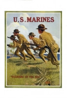 "USMC ""Soldiers of the Sea"" Poster"