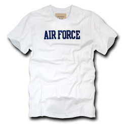 Felt Applique Air Force T-Shirt