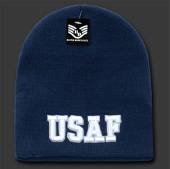 Embroidered Knit Cap 1