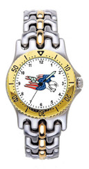 Stainless Steel Two Tone Watch - WTA
