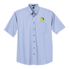 Men's Easy-Care Short Sleeve Shirt
